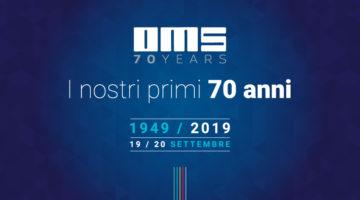 I nostri primi 70 anni